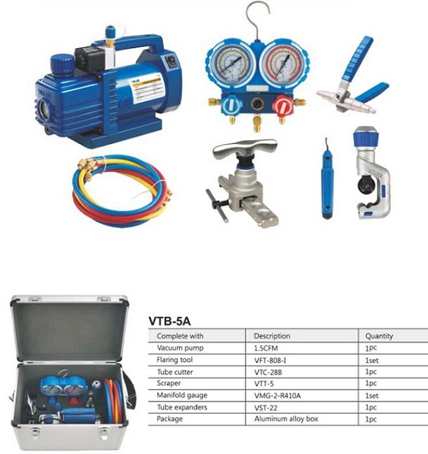 Универсальный набор для монтажа VTB-5A