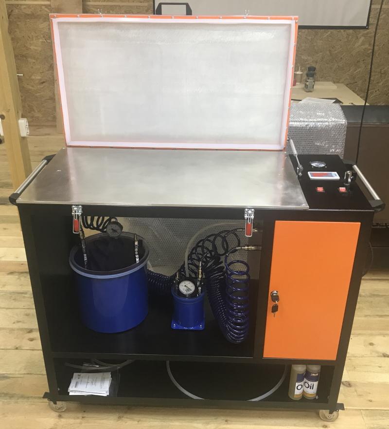 Лабораторная станция для вакуумной инфузии МВС-30