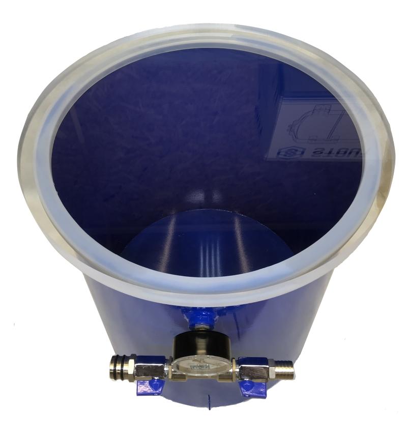 Вакуумная камера (50 л) СМ-136-01