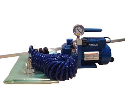 Система вакуумного прессования (ручная) с мешком СВП-1