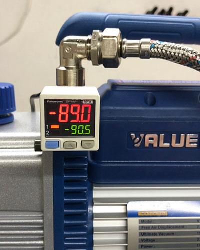 Система вакуумного прессования (авто) с мешком СВП-2
